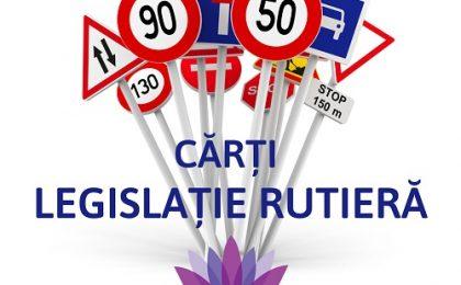 Noul cod rutier 2021 este disponibil pe Cartidesuflet.ro la un pret foarte avantajos!