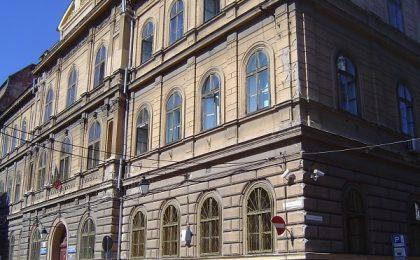 """Elevii de la Liceul """"Nikolaus Lenau"""", cu jalba în proțap la Consiliul Local Timișoara"""
