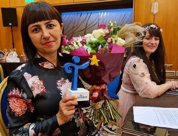 Dascăl din Timiș, premiat la Gala Națională SuperTeach! A fost selectat dintre 750 de profesori din țară
