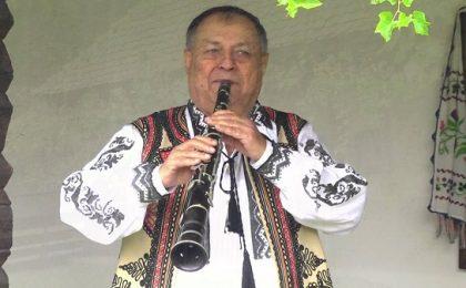 Luca Novac, cel mai renumit taragotist al Banatului, va cânta îngerilor...