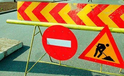 """Se închide traficul pe bulevardul """"Eminescu"""", între """"Revoluției"""" și """"Michelangelo"""""""