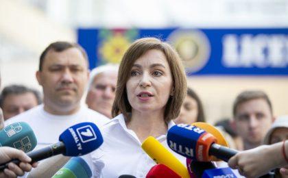 Maia Sandu: Limba română poate fi patria tuturor cetățenilor noștri