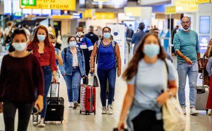 """România este în zona roșie a țărilor cu risc epidemiologic. Olanda, Germania, Franța sunt """"verzi"""""""