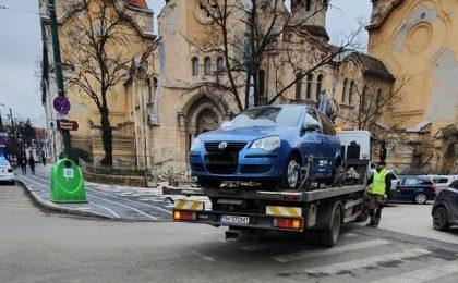 Poliția Locală Timișoara intră puternic peste cei certați cu legea: sute de amenzi și autovehicule ridicate