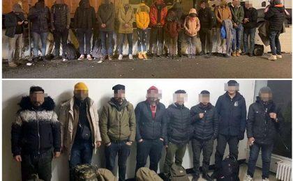 Frontiera de vest, luată cu asalt de migranți