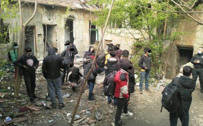 Situaţia e tot mai greu de controlat! Alți 35 de migranți, prinşi de poliţiştii locali în Timişoara