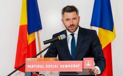Șef ales la PSD Timișoara. Oamenii din noua conducere