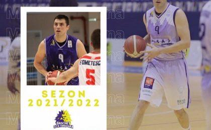 Lotul baschet al SCM Timișoara pentru sezonul 2021/2022. Komatina continuă în alb-violet