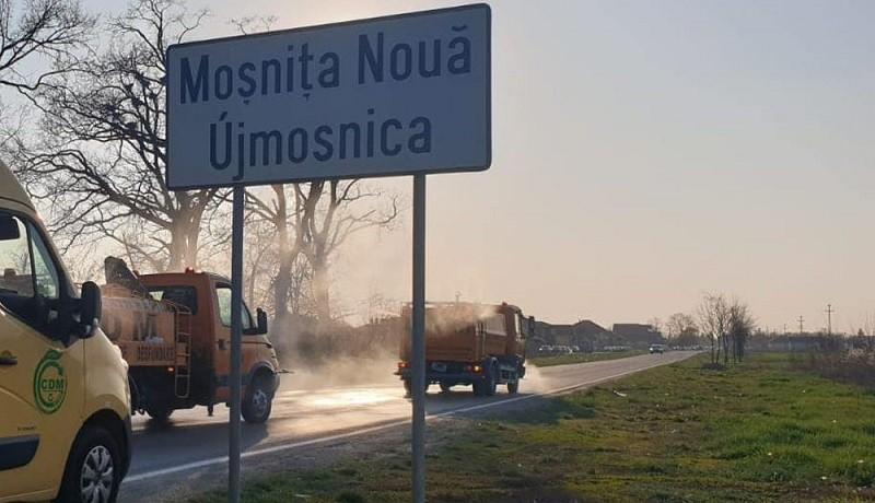 Vicele Ruben Lațcău le dă peste nas locuitorilor din Moșnița