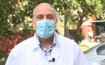 Apel al medicului Virgil Musta: Folosiți măcar acum vaccinul pentru a vă proteja. Mai bine mai târziu, decât niciodată