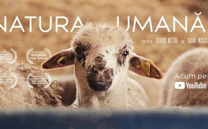 Documentarul ''Natura Umană'', proiectat la Timişoara