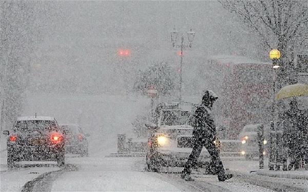 Anunţ de ultim moment: Temperaturile scad brusc la Timişoara. Ajung la -12 grade şi va ninge