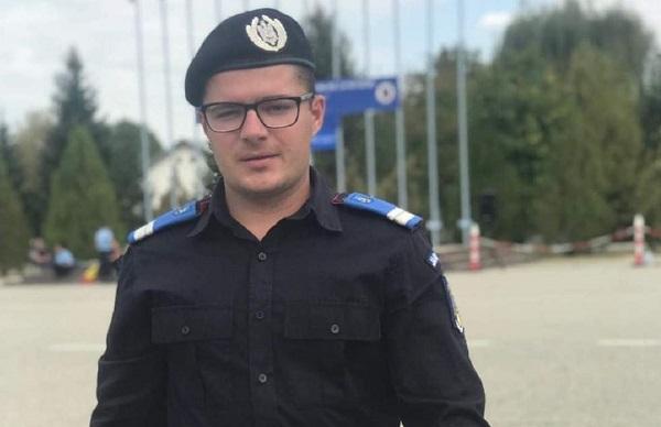 Tânărul jandarm din Timişoara, Ionuţ Nisipeanu, dispărut de trei zile. Ultima dată a fost văzut la un club
