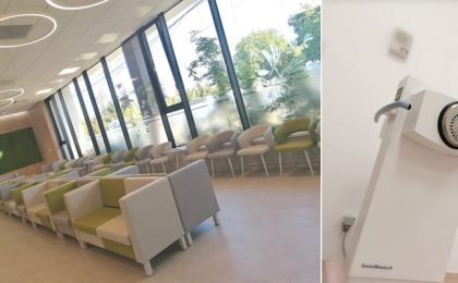 Asociația OncoHelp readuce brahiterapia în Timișoara