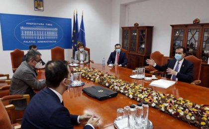 Promisiunile premierului Orban pentru Spitalul Județean din Timișoara