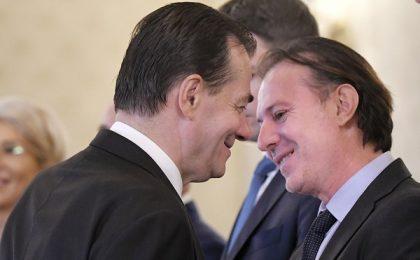 Ludovic Orban și Florin Cîțu vin la Timișoara