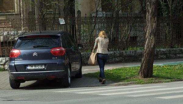 parcare aiurea