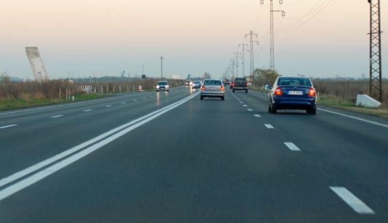 Imagini pentru drum conexiune autostrada dumbravita