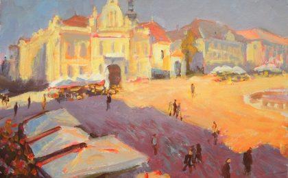Pavel Torony - ''Clădiri timișorene''