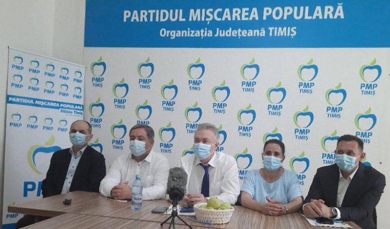 Reorganizare din temelii a unui partid la Timișoara. Are ambiția să dea viitorul președinte al României