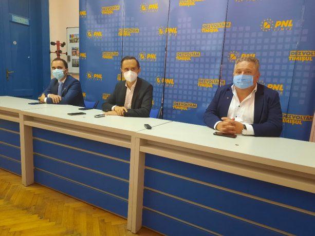 Furturi, îmbrânceli și falsuri la alegerile din PNL Timișoara