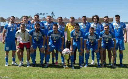 Liga a IV-a Timiș: Pobeda Stár Bišnov a câștigat campionatul și va juca barajul de promovare