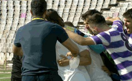 Liga 2, play-off: ASU Poli Timișoara câștigă la ultima fază de joc (2-1 vs Dunărea Călărași)