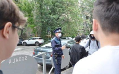 Poliția Școlară a intrat în acțiune în judeţul Timiş