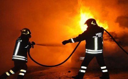 Clădirea unei primării din Timiș, în flăcări!