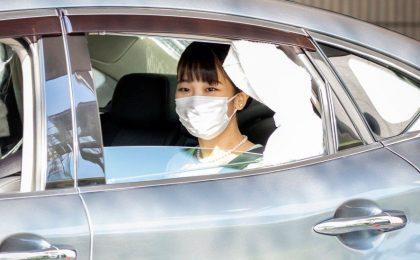 Prințesa Mako a Japoniei se căsătorește cu iubitul ei, dar își pierde statutul regal