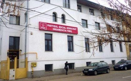 PSD Timiș, nemulțumit de alocarea banilor în județ