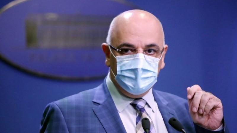Noi restricții în România, anunțate de Raed Arafat. Măsuri dure pentru localitățile în care se atinge 7,5 la mie rata de infectare