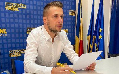 Anunț important pentru alegerile din PNL Timișoara