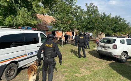 Acțiune amplă a polițiștilor în vestul județului Timiș. Peste o sută de sancțiuni contravenționale, amenzi în valoare de 51.770 de lei