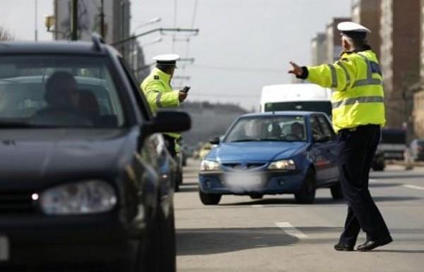 Poliţiştii rutieri din Timiş au făcut prăpăd în rândul şoferilor iresponsabili