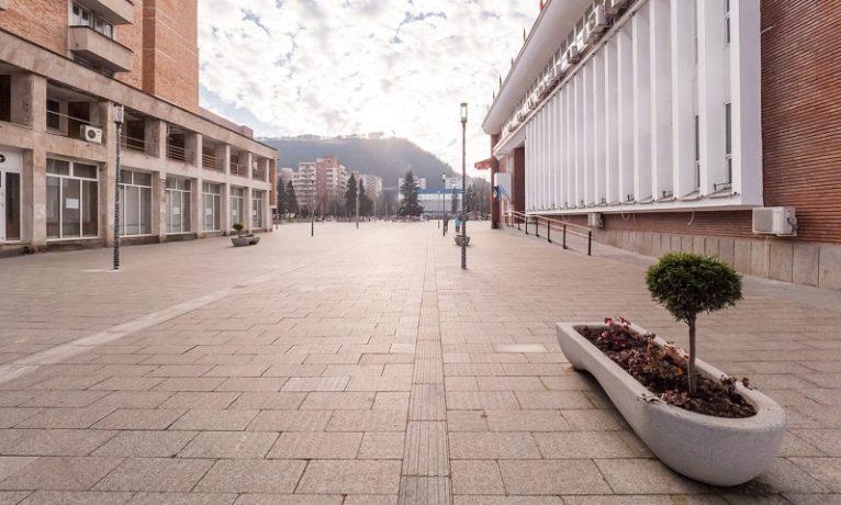 Proiectul de modernizare a centrului Reșiței este aproape de final