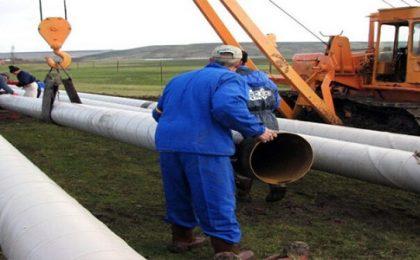 Veste mare pentru locuitorii din zona Deta. Se construiește o nouă conductă de gaz