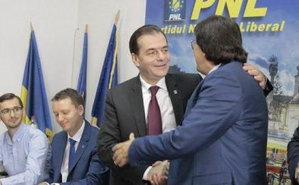 Robu, confirmat de Orban