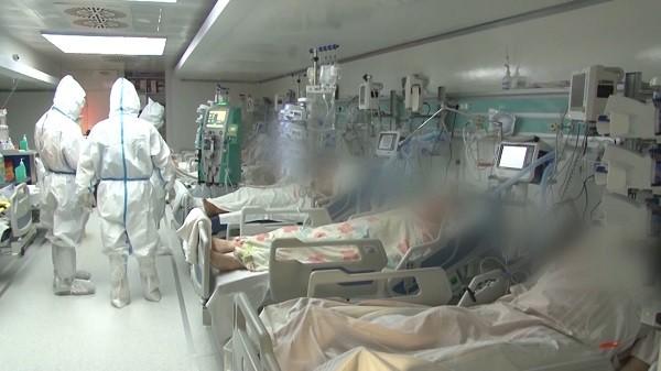 Aproape 5.400 de noi infectări cu COVID-19 în ultimele 24 de ore / 97 de decese, 798 de pacienți la ATI