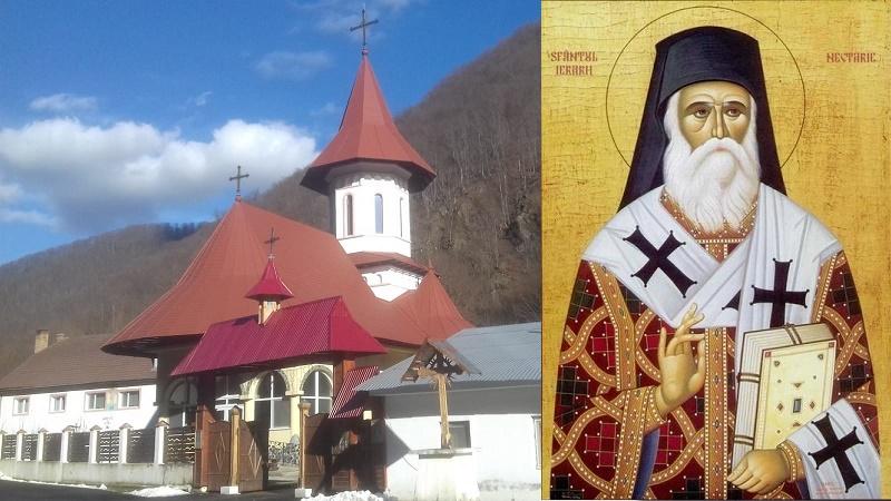 Sfântul Nectarie vindecă și ocrotește credincioșii din Banat