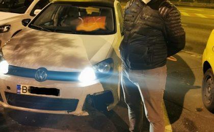 Sfidare maximă! Un sirian a intrat cu maşina în Piaţa Victoriei, la Timişoara. Surpriză când poliţiştii locali l-au identificat. Video