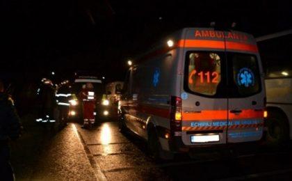Accident tragic în Banat – Două persoane au murit în urma unui impact nimicitor. Unul dintre şoferi este din Timişoara
