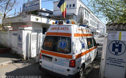 Încă o tragedie! Trei pacienți COVID-19 au murit după o defecțiune la TIR-ul ATI de la Spitalul Victor Babeș din București, care a dus la oprirea oxigenului