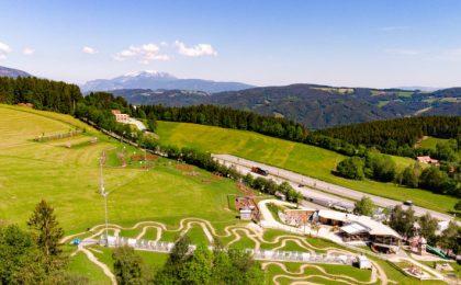 O stațiune din Alpi atrage turistii într-un mod inedit