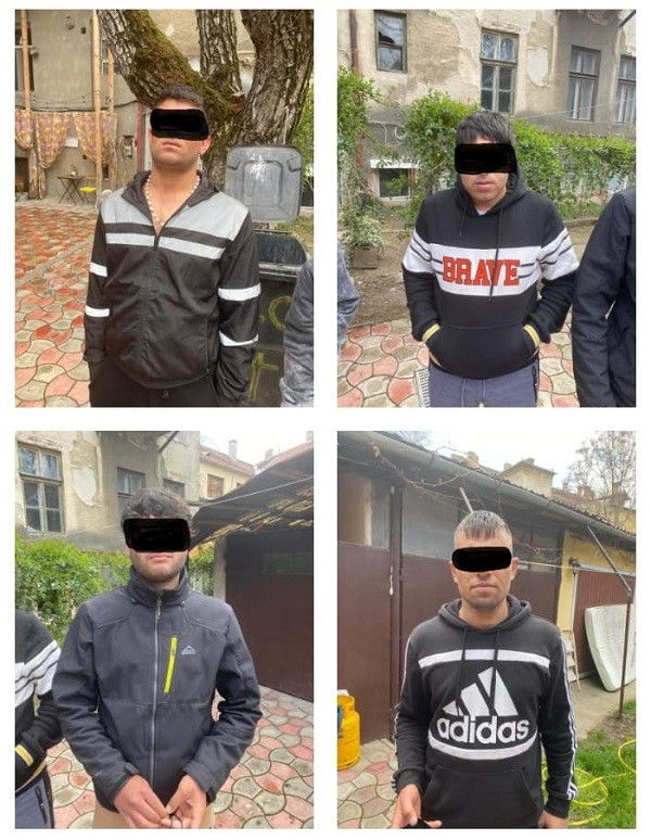 Patru din cei șase suspecți în cazul crimei din zona Gării de Nord, depistați într-o pensiune