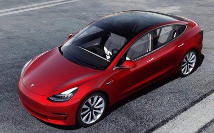 Tesla Model 3 a devenit, în septembrie, cel mai bine vândut autovehicul în Europa