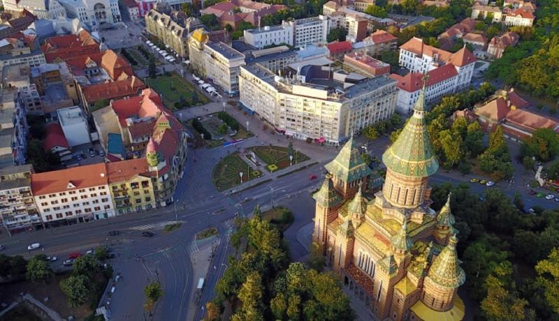 Administrația Timişoarei vrea o felie mare din fondurile europene, pentru ca oraşul să aibă o nouă înfăţişare