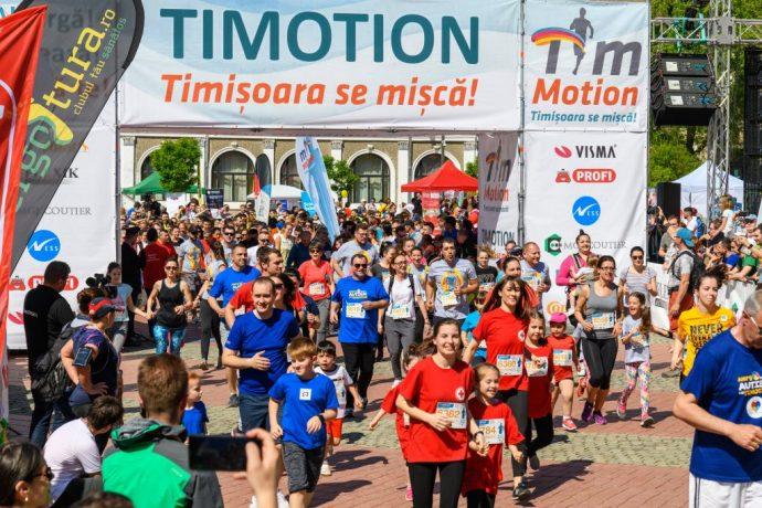 Echipa de organizare Timotion anunță schimbarea datei la care va da startul