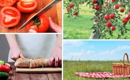 Tradițiile lunii august: Când nu ar fi bine să bei vin roșu, să mănânci fructe și legume rotunde sau să tai cu cuțitul