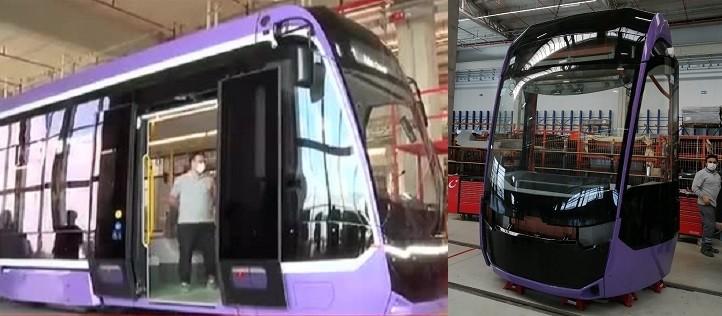 Primul tramvai nou turcesc ajunge la Timișoara